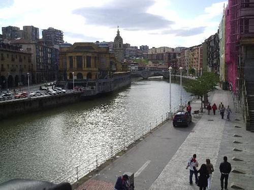 Recorridos turísticos por Bilbao