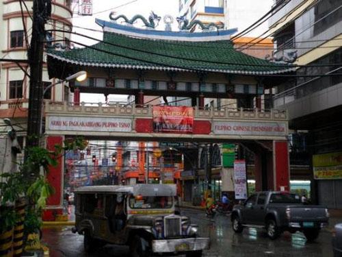 Binondo, el barrio chino mas viejo del mundo