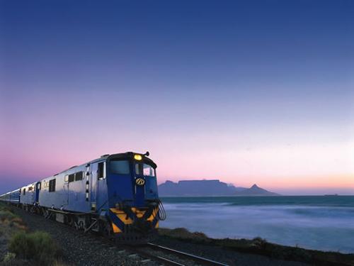 Blue Train, un paseo de lujo por Sudáfrica