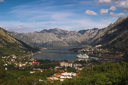 La Bahía de Boka Kotorska, belleza natural en Montenegro