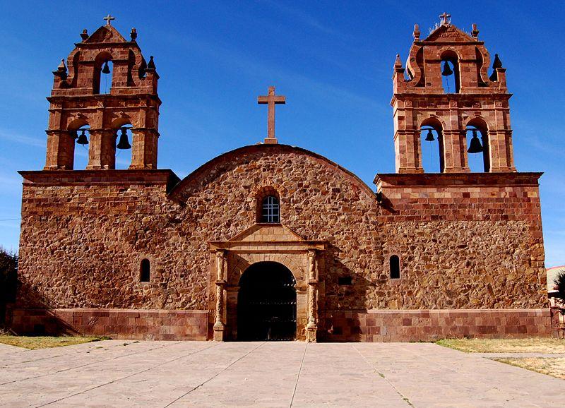 Laja, antecesora de La Paz