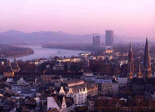 Septiembre, Festival de Beethoven en Bonn