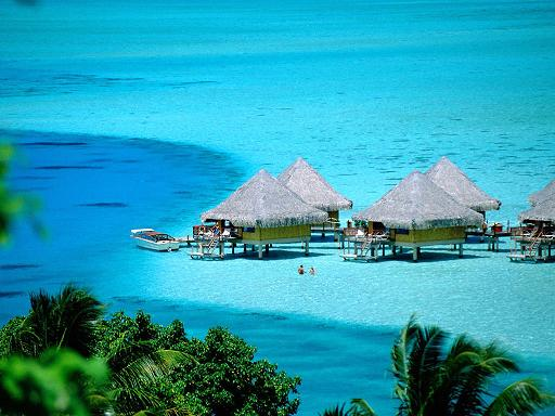 Las islas mas lindas de mundo