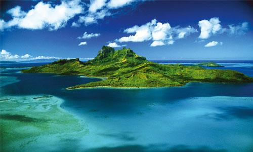 Video de Bora Bora y sus resorts