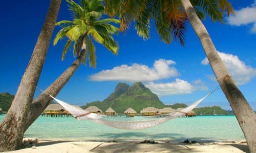 Bora Bora, el sueño de la naturaleza