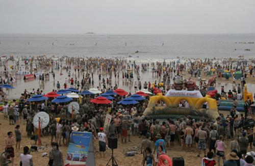 Festival Boryeong en Corea