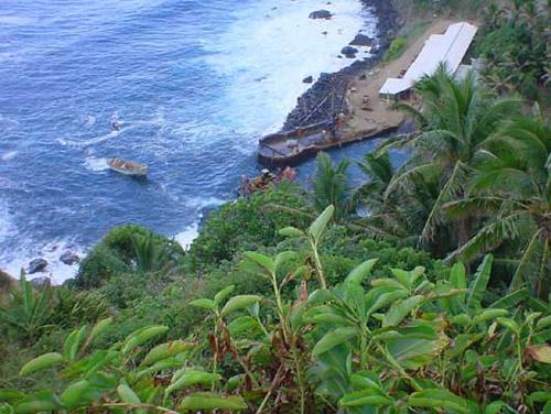 Pitcairn, las islas del Motín del Bounty