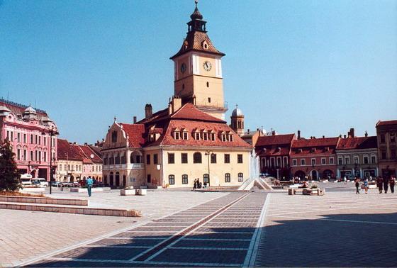 Brasov, la ciudad más bonita de Rumania