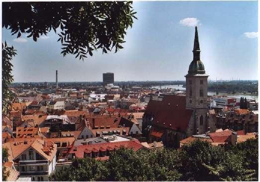 Bratislava, el encanto de lo desconocido
