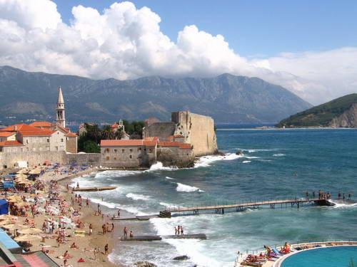 Budva, destino turístico en Montenegro