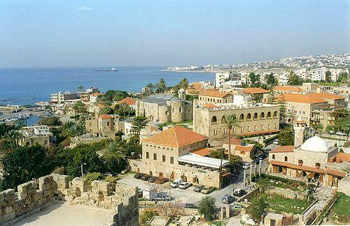 Byblos, la ciudad más antigua del mundo