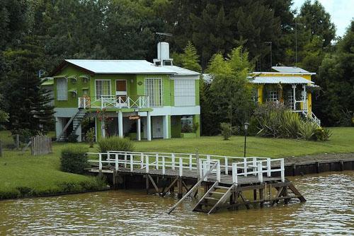 El Delta del Tigre, para escapar de Buenos Aires