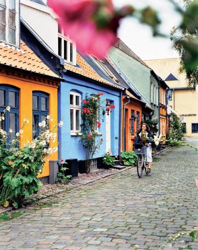calle mollestein en Aarhus