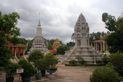 Phnom Pehn, capital de Camboya