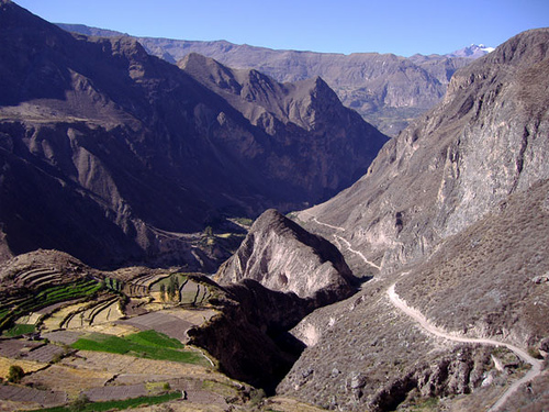 Visita al impactante Cañón de Cotahuasi