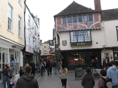 Mas Cuentos de Canterbury Canterbury-calles