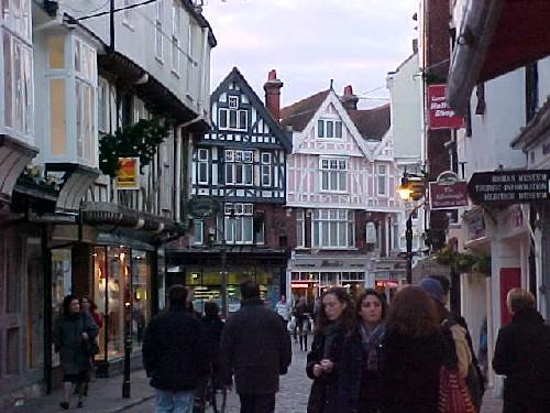 Canterbury St Margaret Street