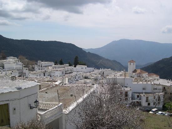 Capileira, senderismo en Sierra Nevada