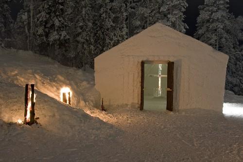 Bodas exoticas: casarse en Laponia, Finlandia