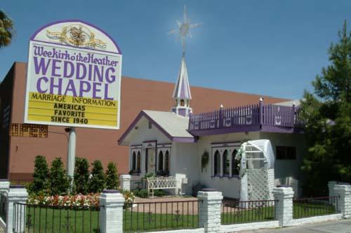 capilla en las vegas