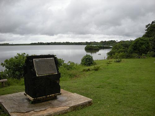 Tonga y su recuerdo al Capitán Cook