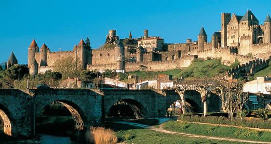 La ruta de los castillos cátaros en Francia