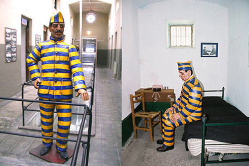 La cárcel de Ushuaia, en Argentina