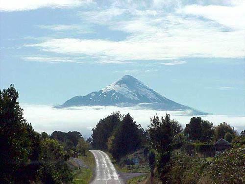 Recorre la Carretera Austral, en Chile