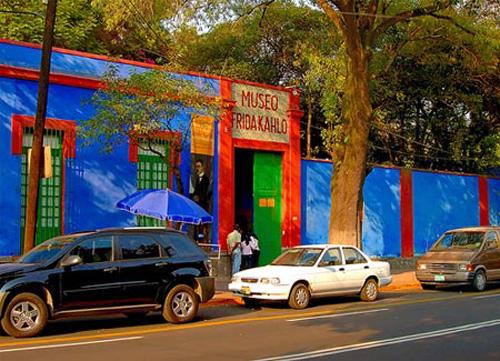 Casa Azul Museo Frida Kahlo