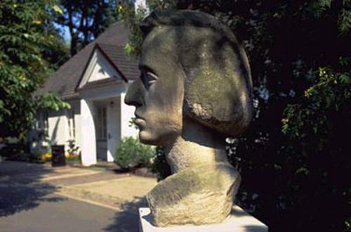 La Casa Museo de Chopin, cerca de Varsovia