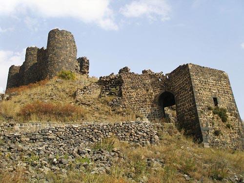 castillo amberd 1