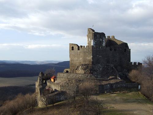 castillo de holloko