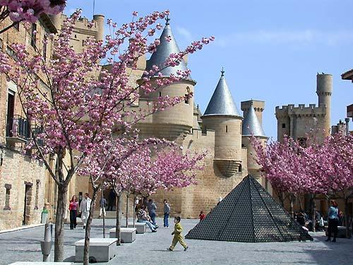 castillo olite 2