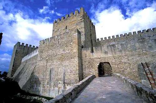 castillo de san jorge lisboa