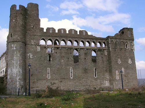 Castillo de Swansea