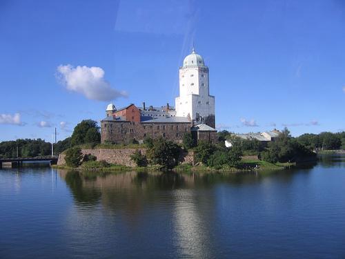 castillo de vyborg