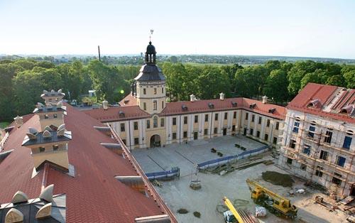 castillo nesvizh 2
