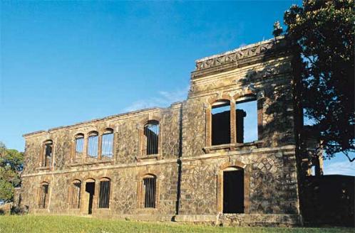 El Castillo San Carlos, musa de Saint-Exupéry