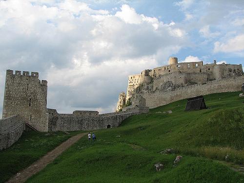 El Castillo de Spis, una fortaleza eslovaca