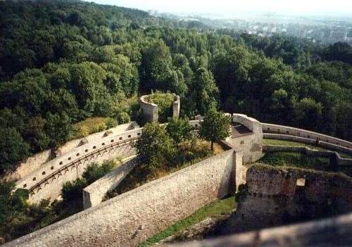 castillo trencin
