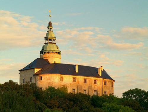 Castillo-Château de Frydland