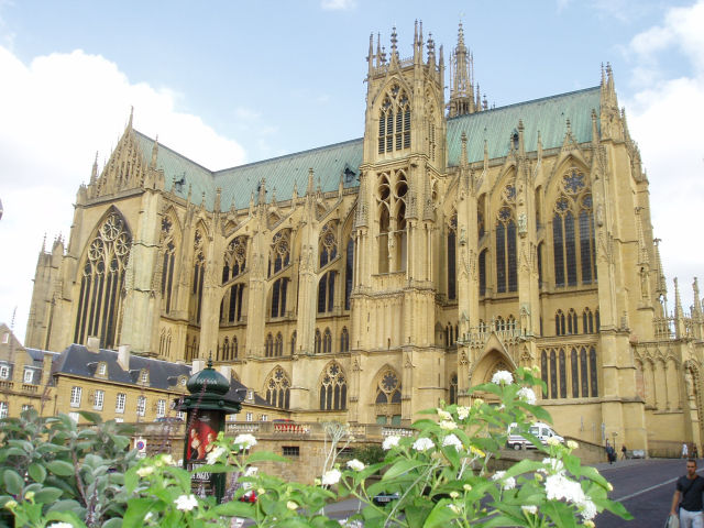 Catedral de Saint-Étienne Metz