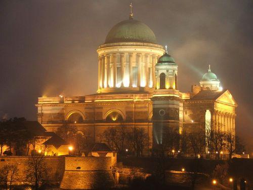 La catedral de Esztergom