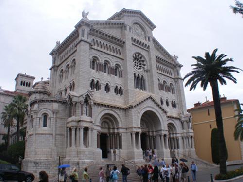La Catedral de Mónaco, descanso eterno de Gracia y Rainiero