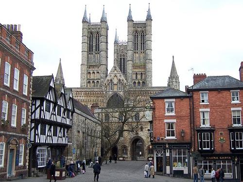 La Catedral de San Pablo, en Londres