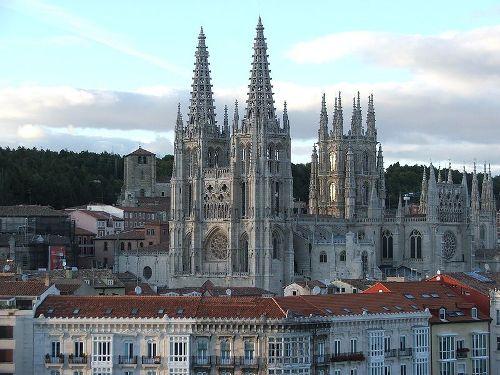 La Catedral de Santa María de Burgos