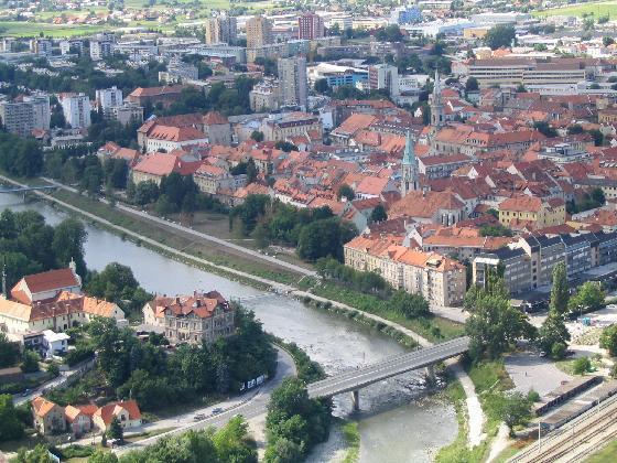 Celje, el histórico corazon de Eslovenia