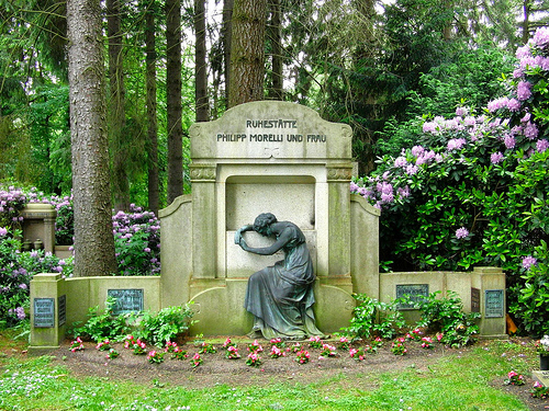 Ohlsdorf, uno de los cementerios más grandes del mundo