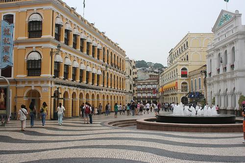 Macao, un paseo desde Hong Kong