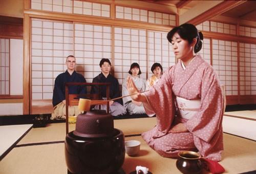 Ceremonias y casas de te en Japon